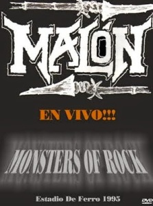1995 - Monster Of Rock