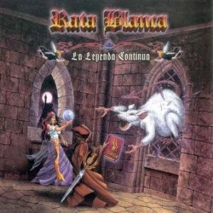 2001 - La Leyenda Continua (Tributo A Rata Blanca))