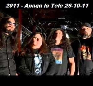2011 - Apaga la Tele 26-10-11