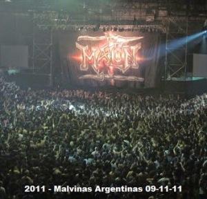 2011 - Malvinas Argentinas 09-11-11