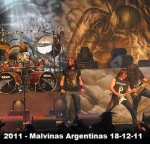 2011 - Malvinas Argentinas 18-12-11